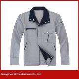 Personalizado 100% Algodão Boa qualidade de vestuário de segurança Uniforme (W121)