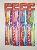Toothbrush adulto 2017 di forti vendite calde della maniglia di alta qualità di Coolget con la protezione