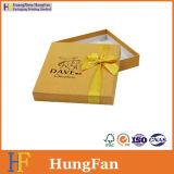 Eco-Friendly Bespoke коробка шоколада конфеты подарка Carboard упаковывая