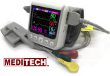 Meditech는 Bluetooth 연결을%s 가진 접촉 스크린 참을성 있는 모니터를 진행했다