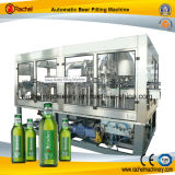 Máquina de rellenar de la cerveza de Mahou