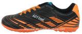 Chaussures d'intérieur de chaussures extérieures du football du football des hommes (815-6462)