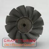 Asta cilindrica della rotella di turbina di Gt15 707669-0005/707669-0010