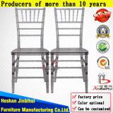 Casamento de plástico de resina acrílica moderna cadeira (BH-L8838)