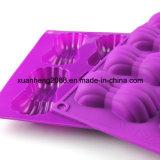 Moldes de bolos de silicone