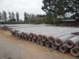 O concreto Pre-Stressed girou o molde elétrico concreto de Pólo do molde de aço da pilha (pólo)