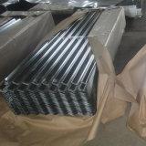 0.25-0.50mm heißes eingetauchtes galvanisiertes gewölbter Gi-Stahldach-Blatt