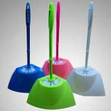 Toilet Brush with Holder (TR-2222)