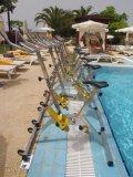 Wasser-Mitfahrer-Wasserübungs-Fahrrad für Swimmingpool