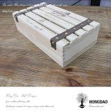 Коробка Hongdao популярная деревянная, деревянная коробка вина для надувательства подарка горячего и _D
