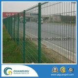 ограждать стальной загородки обеспеченностью верхней части копья 2.1m X2.4m стальной