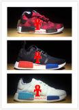 2017 zapatos corrientes de la manera de los zapatos corrientes de Nmd de los deportes de los zapatos de los hombres originales de Primeknit