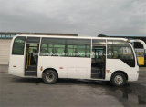 7.5 Mètres Double Portes 29 Sièges City Bus avec Cummins Engine (avant)