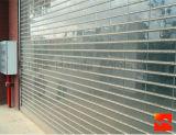 수정같은 회전 셔터 문/투명한 롤러 셔터 문 (HF-K105)