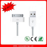 USB Data Sync Charger para iPhone 4 Cable