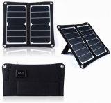 панель солнечных батарей 10W Sunpower складывая для поручая мобильного телефона