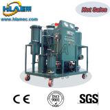 使用された不用な油圧油純化器