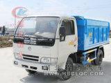 Fabrik Garbage Compressor, 4X2 Rear Loading Garbage Truck, Compactor Garbage Truck