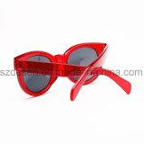 Venda por grosso de UV de cor Gelatina Moda400 óculos de sol de PC