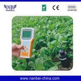 Landwirtschaftlicher Multiparameter 2 in 1 Schmutz-Feuchtigkeits-Temperatur-Messinstrument