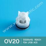 Clapet anti-retour Dn20 de pulvérisateur non de renvoi de plastique