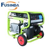 Generador de Fusinda 5.5kVA con Worksafe RCD e IP66 impermeable Outlets-FC5500e