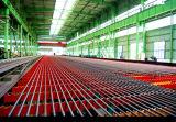 連続鋳造機械のための冷却ベッドの圧延製造所