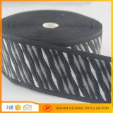Jacquardwebstuhl-Polyester umrandete verbindliches Matratze-Band-Rand-gewebtes Material