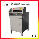 Officiële Leverancier! ! ! Gelijkstroom-8450vg 450mm de Elektrische Scherpe Machine van het Document