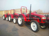 Tracteur agricole Weifang Tracteur agricole 704 804 avec Foton Cabin Yto Engine