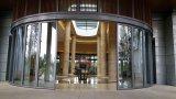 アークのホテル、宴会ホールのための移動可能なガラス区分