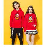 Abgleichende Paar-Sweatshirts Hoodies