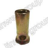 Stiletto om de Opheffende Contactdoos van de Metalen kap van de Staaf in het Prefabriceren van Concrete Toebehoren (M16X95)