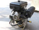 V motor diesel gemelo de 22HP 870f