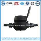 Compteur d'eau en plastique nylon multi-jet Dry Dn15-25mm
