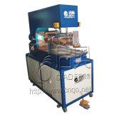 Petite tente de toile, machine à coudre, machine de soudure de PVC