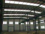 Almacén prefabricado de la construcción ligera de acero del marco (KXD-SSW1569)