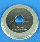 160d 가장자리 각 다이아몬드 가는 닦는 바퀴