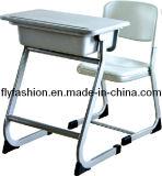 교실 가구 놓이는 플라스틱 학교 책상 및 의자 (SF-46)