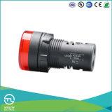 Utl E Luz de indicador de tipo com diferentes cores LED Fornece tensão de luz diferente