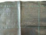 Tissu de jardinage de géotextile tissé par pp