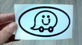 Usa la puerta de PVC impermeable adhesivo pegatina de coche