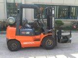 Vorkheftruck 2 van Hecha de Motor van Nissan van de Vorkheftruck van de Ton Gasoline/LPG op Verkoop