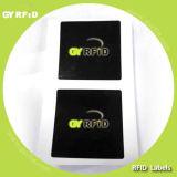 UHF Gen2の衣類のラベル洗濯できるRFID