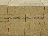 낮은 열 전도도 및 낮은 불순 내화 점토 절연제 벽돌