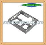 Van het deel-Machinaal bewerkend van de Machine van China van de Delen van de Machine van het staal de Hoge Precisie CNC die Product Deel CNC machinaal bewerken van het Aluminium