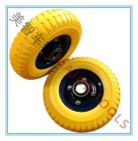 8 인치 PU 거품 바퀴, 250-4의 폴리우레탄 거품 바퀴, 손수레 바퀴, 공구 바퀴