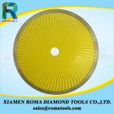 Pequeñas láminas de Turbo del diamante de Romatools