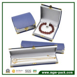 최신 판매 금 구석 플라스틱 보석함