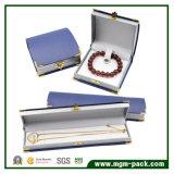 Cadre de bijou en plastique de vente de coin chaud d'or